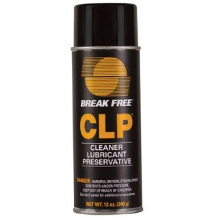 Break Free Cleaner  Lubricant Aerosol Spray 12 oz.