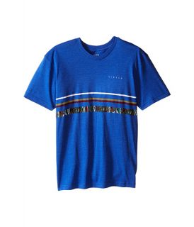 VISSLA Kids Coffin Coast Heathered Tee (Big Kids)