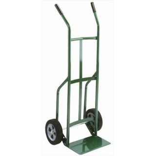 Wesco 210458 Series 636 Greenline Hand Truck   10 inch  Pneumatic Wheel