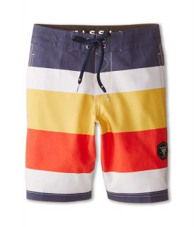 VISSLA Kids Kookapinto Boardshorts (Big Kids)