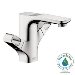 Hansgrohe Axor Urquiola Single Hole 2 Handle Bathroom Faucet in Chrome 11024001