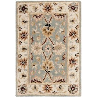 Safavieh Antiquity Light Blue/Ivory 2 ft. 3 in. x 4 ft. Area Rug AT249A 24