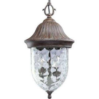 Progress Lighting Coventry Collection 2 Light Outdoor Hanging Fieldstone Lantern P5529 87