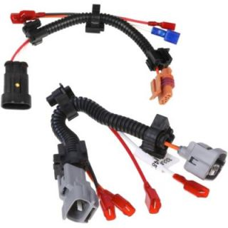 1984 1990 Ford Bronco II Ignition Box Wiring Harness   MSD, Direct Fit, MSD 6 to Ford TFI