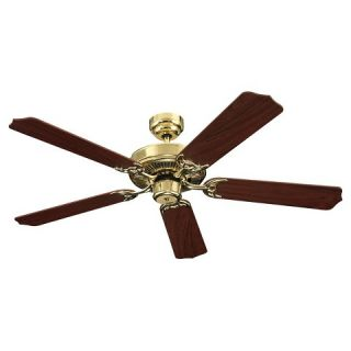 Sea Gull Lighting Ceiling Fan   Brown