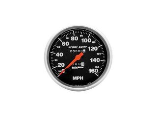 Auto Meter Sport Comp In Dash Mechanical Speedometer
