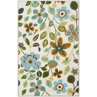 Safavieh Four Seasons Ivory & Green Area Rug