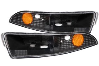 1993 2002 Chevy Camaro Accessory Lights   Anzo 511045   Anzo USA Bumper Lights