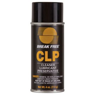 Break Free Cleaner  Lubricant Aerosol Spray 4 oz.