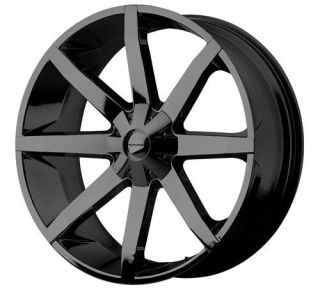 KMC Wheels   Series KM651 Slide Wheel