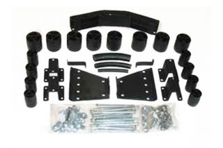 2007 2013 Toyota Tundra Lift Kits   Performance Accessories PA5633   Performance Accessories Body Lift Kit