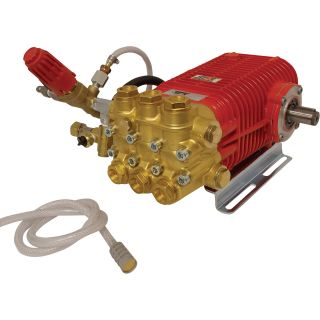 NorthStar Easy Bolt-On Super High Flow Pressure Washer Pump — 3500 PSI, 7.0 GPM, Belt Drive, Model# A1572092  Pressure Washer Pumps   Pump Oil