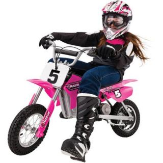 Razor MX350 Dirt Rocket Electric Motocross Bike, Available in Multiple Colors
