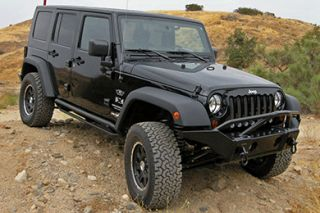 Rampage Jeep Grill, Rampage 3D Jeep Wrangler Grilles, Rampage Jeep Billet Grille