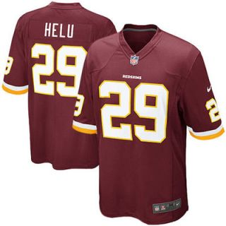 Roy Helu Jr. Washington Redskins Nike Youth Team Color Game Jersey   Burgundy