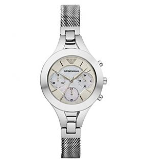 EMPORIO ARMANI   AR7389 stainless steel watch