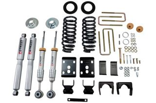 2004 2008 Ford F 150 Lowering Kits   Belltech 908SP   Belltech Lowering Kit