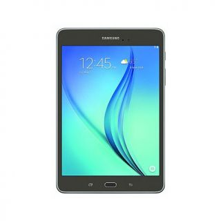 Samsung Galaxy Tab A HD Quad Core 16GB Tablet with Apps and Services   10070697