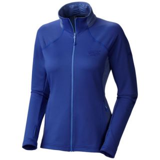 Mountain Hardwear Womens Arlanda Full Zip Jacket