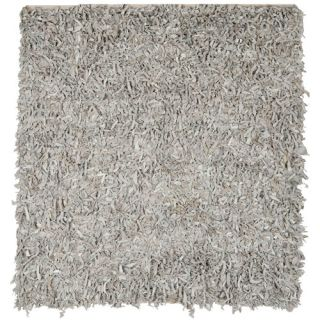 Safavieh Leather Shag Area Rug