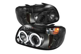 1995 2001 Ford Explorer Headlights   Spyder PRO YD FEXP95 CCFL 1PC SM   Spyder Headlights