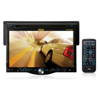 Pyle 7 inch Touch Screen TFT/LCD Monitor Digital Video Player/CD/