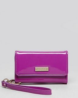 kate spade new york iPhone 5 Wristlet   Patent Solid