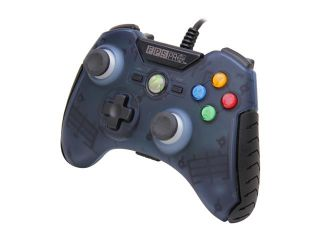 Mad Catz Officially licensed F.P.S. Pro Wired GamePad for Xbox 360   SWAT Blue