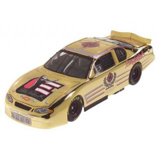 Race Fans Dale Earnhardt Legacy 124 Scale 24K Gold Plated Car —