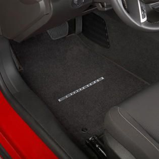 Lloyd Mats Camaro Ultimat Floor Mats   Automotive   Interior