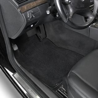 Lloyd Mats Mercedes C Class Velourtex Floor Mats   Automotive
