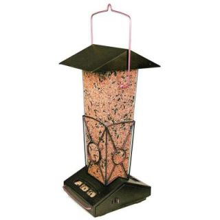 Perky Pet Fortress Squirrel Proof Feeder 5140 2