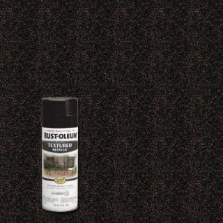 Rust Oleum Stops Rust 12 oz. Moonlight Copper Protective Enamel Metallic Textured Spray Paint (Case of 6) 252304
