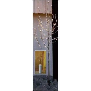 Creative Motion Industries 43.3 Height 70 Light LED Tobby Tree   Home