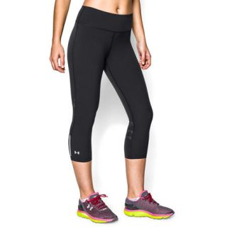 Under Armour Womens ArmourVent Stretch Woven Capri Pant
