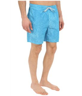 Quiksilver Acid Print Volley Boardshorts 17 Diva Blue
