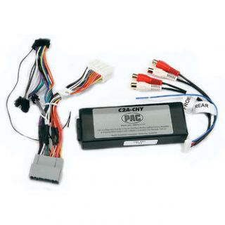 PAC PAC Amplifier Integration Interface for Chrysler   TVs