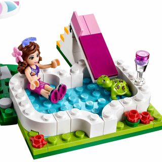 LEGO Friends Olivia's Garden Pool