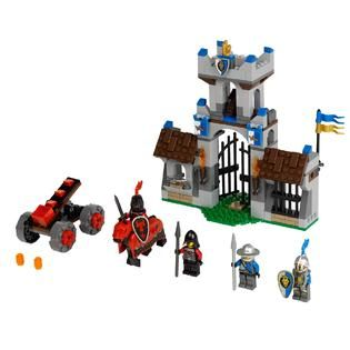 LEGO Castle The Gatehouse Raid   Toys & Games   Blocks & Building Sets