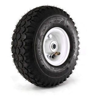KENDA K352 Stud 410/350 4 Tire Mounted on Two piece Wheel with 2 1/8