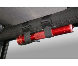 Rugged Ridge   Sport Bar Flashlight Holder