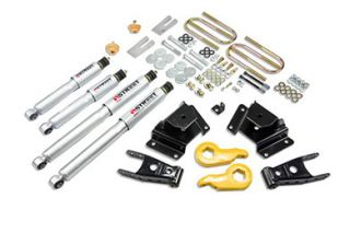 1997 2003 Ford F 150 Lowering Kits   Belltech 938SP   Belltech Lowering Kit