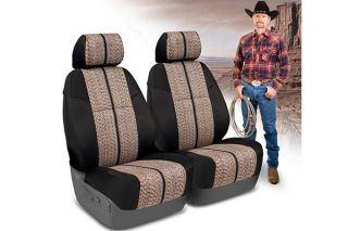 Saddle Blanket Seat Covers, Coverking Saddle Blanket Truck Seat Cover