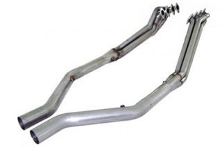 2005 2010 Ford Mustang Exhaust Headers & Manifolds   Stainless Works M05HORX   Stainless Works Headers