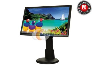"ViewSonic VP2765 LED Black 27"" 5ms Pivot, Swivel & Height Adjustable Widescreen LCD Monitor 300 cd/m2 DC 20,000,000:1 (3,000:1)"