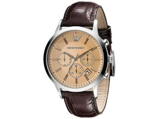 Emporio Armani Classic Chronograph Mens Watch AR2433