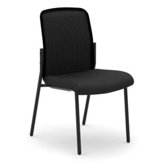 Basyx by HON Mesh Back Multi Purpose Stacking Chair