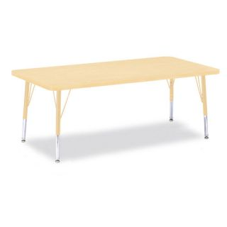Jonti Craft Berries 60 x 30 Rectangular Classroom Table