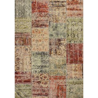 KAS Rugs Reflections Patchwork Area Rug