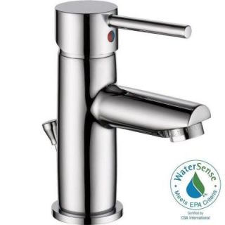 Delta Classic 4 in. Single Handle Bathroom Faucet in Chrome 501 DST